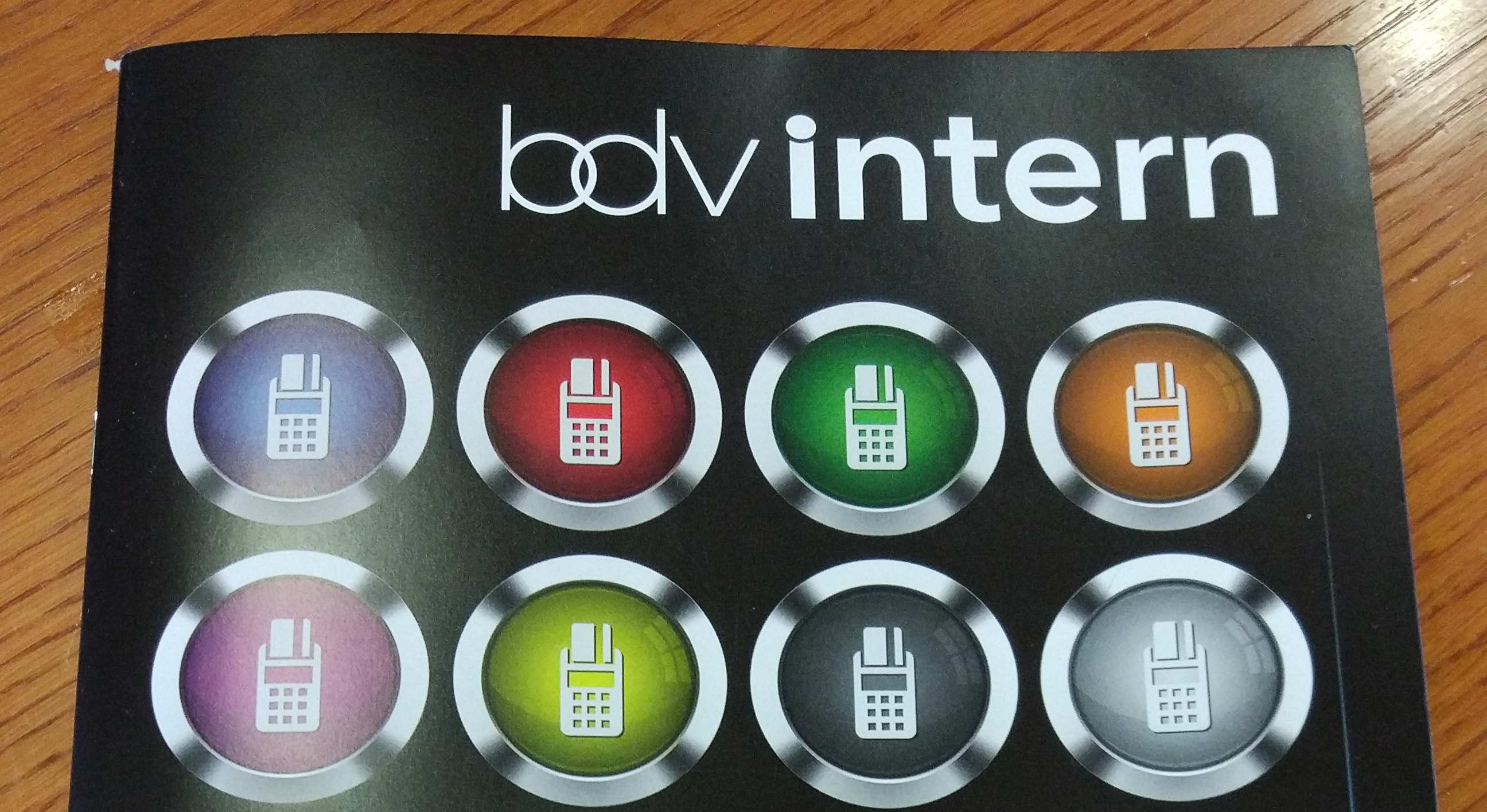 Printbox presented in BDV intern magazine